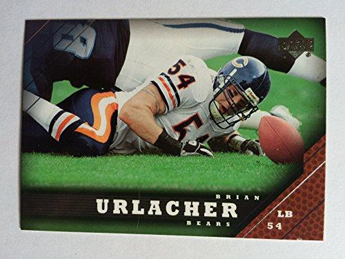 2005 Upper Deck Football 32 Brian Urlacher NM/M (Near Mint/Mint)