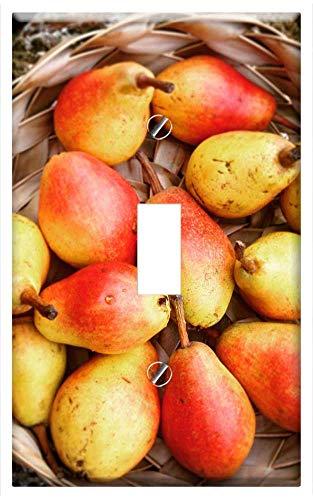 Toggle - Pear Autumn Mature Solar Light Warm Nature Colors ()