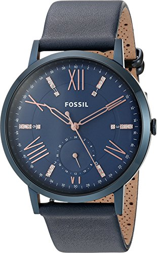fossil blue watch women - 4