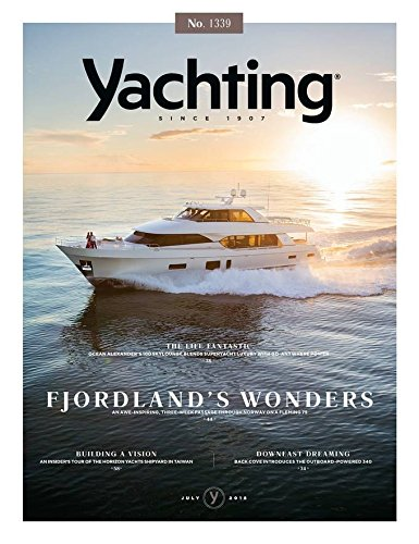 Bonnier Corporation Yachting product image