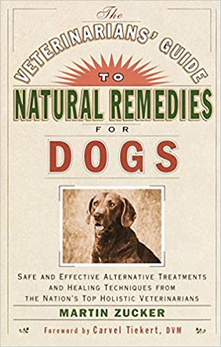 Veterinarians Guide to Natural Remedies for Dogs: Safe and