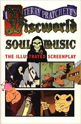 Soul Music: The Illustrated Screenplay