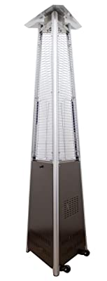 AZ Patio Heater NG-GT-BRZ