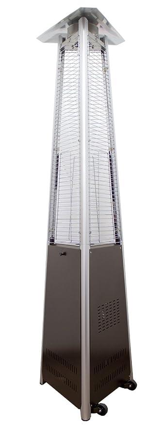 Amazon.com : AZ Patio Heaters Natural Commercial Gas Glass Tube ...
