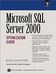 Microsoft SQL Server 2000 Optimization Guide