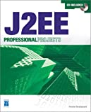 img - for J2EE Professional Projects book / textbook / text book