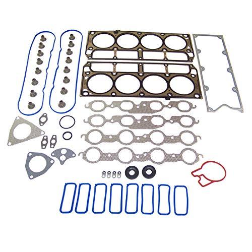 (DNJ HGS3157 MLS Head Gasket Set for 2002-2004 / Avanti, Chevrolet, Pontiac/Camaro, Corvette, Firebird, GTO, II / 5.7L / OHV / V8 / 16V / 350cid / LS1 / VIN G, VIN S)