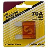 Bussmann (BP/MAX-70-RP) Max 70 Amp Blade Fuse