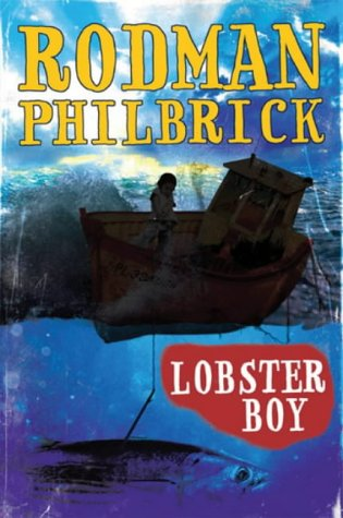book cover of Lobster Boy