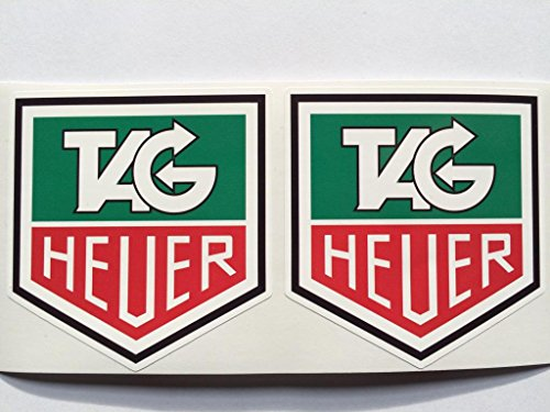 Decal Tag - 2 TAG Heuer 2.5