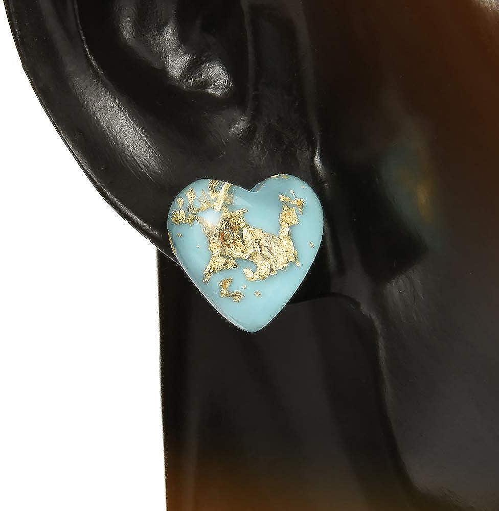 mit einer Schmuck Tasche AIUIN Schildkr/öte T/ürkis Halskette Set Kette Ornamente f/ür Frauen M/ädchen