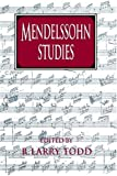 Mendelssohn Studies (Cambridge Composer Studies)