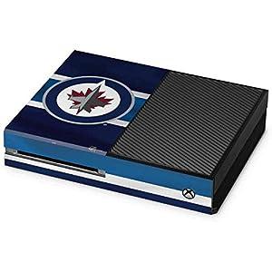 Winnipeg Jets Xbox One Console Skin - Winnipeg Jets Alternate Jersey | NHL & Skinit Skin