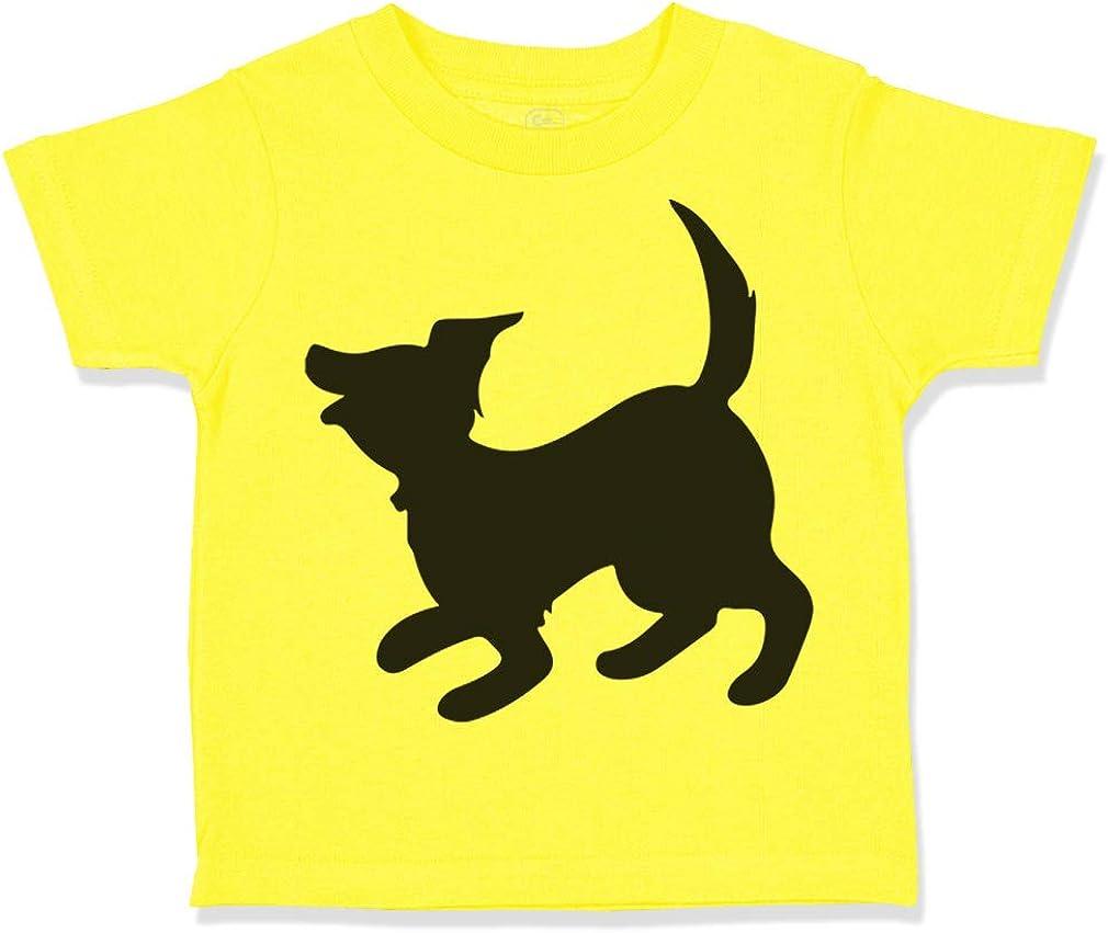Custom Toddler T-Shirt Wolf Funny Humor B Cotton Boy /& Girl Clothes