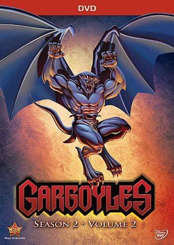 Gargoyles: Season 2, Volume 2 (Gargoyles Dvd)