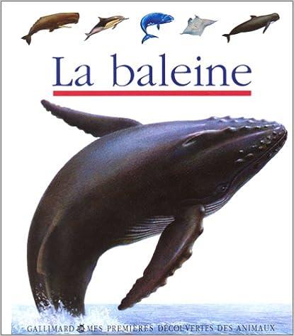Téléchargement La baleine pdf, epub ebook