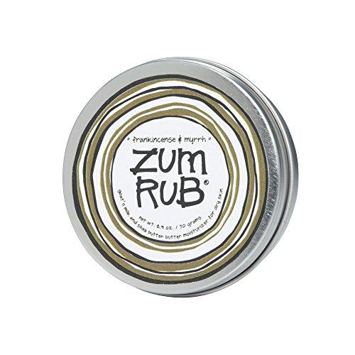 Indigo Wild Frankincense & Myrrh Zum Rub, 2.5 oz ()
