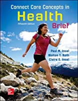 Connect Core Concepts in Health, 15th Edition Front Cover