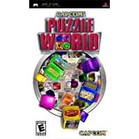Capcom Puzzle World - PlayStation Portable - Standard Edition