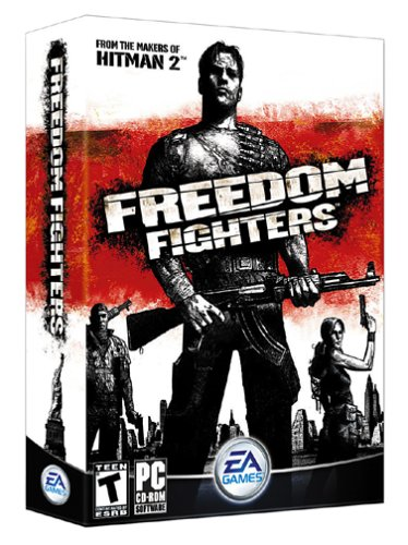 Amazon Com Freedom Fighters Pc Video Games