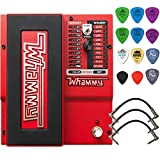 Digitech Whammy 5 Pitch Shift Pedal Bundle with 3