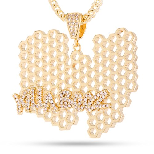 cb9e63790 ... wu tang clan x king ice the swarm necklace 14k gold plated online in  uae jewelry ...