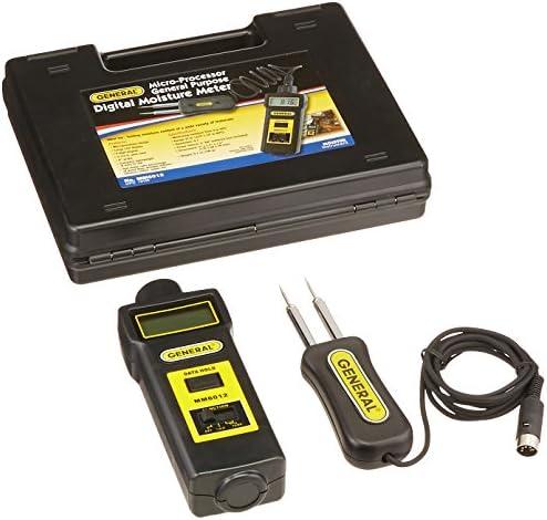 General Tools MM6012 Digital Microprocessor Moisture Meter
