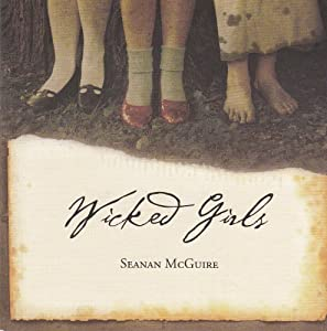 Cover for Wicked Girls