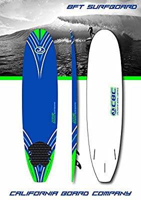 California Board Company Surfboard (8-Feet) Assorted Colors