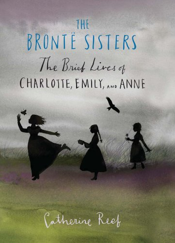 Bront%C3%AB Sisters Brief Lives Charlotte ebook product image