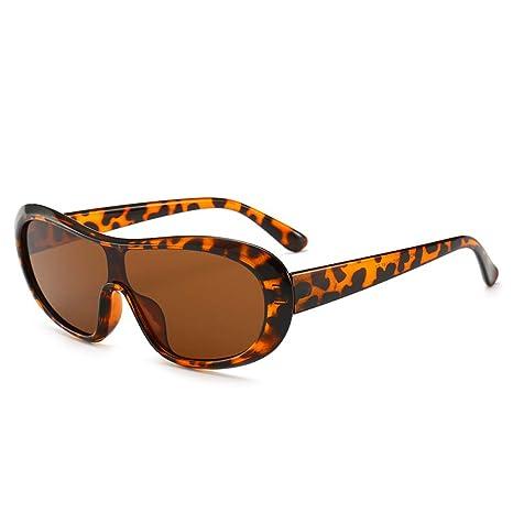 Yangjing-hl Gafas de Sol Tendencia Gafas de Sol de Lente de ...