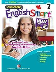 Complete EnglishSmart (New Edition) Grade 7: Canadian Curriculum English Workbook