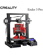 Creality Ender 3 Pro 3D Printer Upgrade with Flexible Magnetic Build Surface Plate and MeanWell Power Supply 220x220x250mm DIY KIT