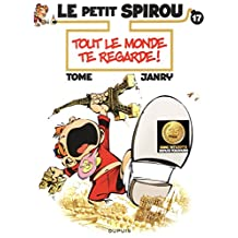 Le Petit Spirou 17 : Tout le monde te regarde!