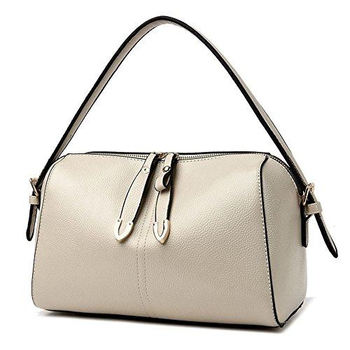 Meaeo Leisure Ladies Bags Handbag Bag Simple Fashion Handbags, Blue White