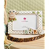 "Baby Owl Picture Frame Horizontal 3d (8"" X 6"" Holds..."