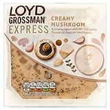 Loyd Grossman Pasta Sauce for One - Creamy Mushroom & Thyme (150g)