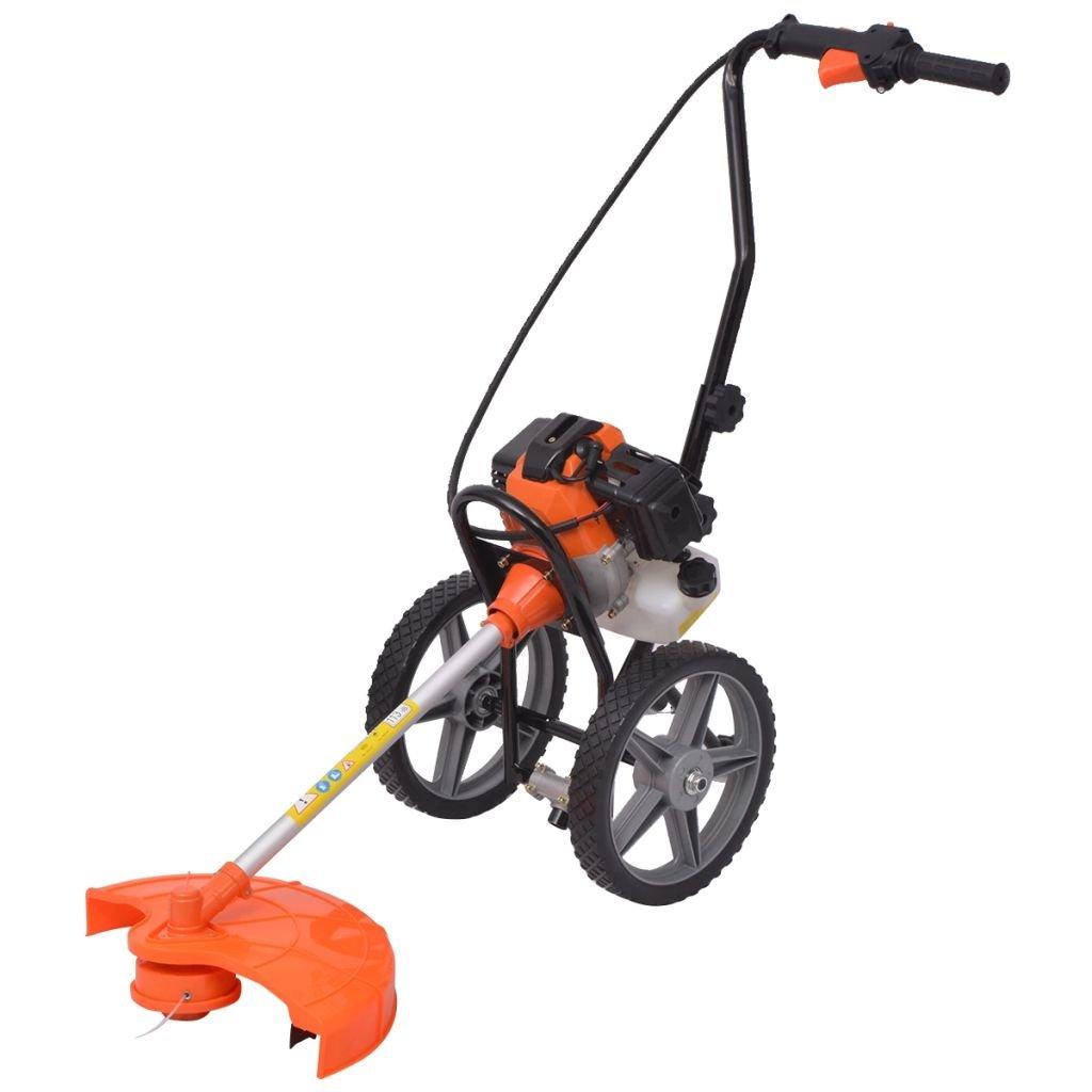 WEILANDEAL Desbrozadora Naranja y Negra 52 CC 1, 9 Kw desbrozadora ...