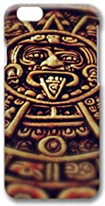 Mayan Medallion 3D iPhone 6 Case