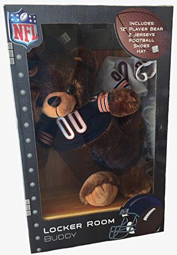 Chicago Bears Locker Room -