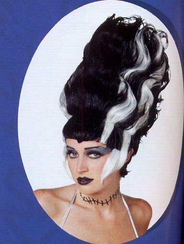 Frankensteins peluca de novia