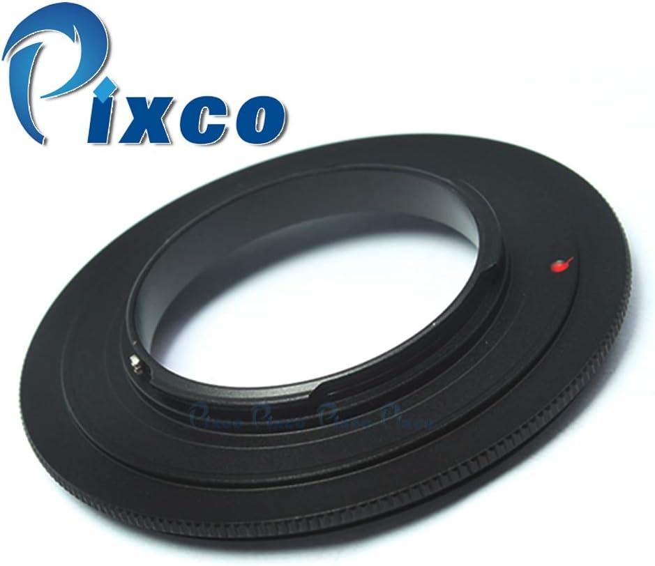 محول عدسات ZINNI-Lens - 62mm-M4/3 حلقة محول عكسي ماكرو لكاميرا Micro Four Thirds (52mm)