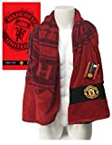 Manchester United FC Beach Towel, (30''x 59'', 75cm x 150cm) Official Product