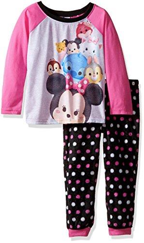 Disney Girls 2 Piece Pajama Jogger