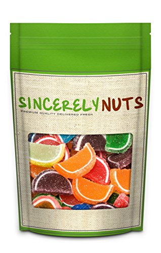 Sincerely Nuts Mini Fruit Slices - Appetizingly Saccharine - Rich In Energy - Fat Free - Insane Freshness – Kosher Certified!