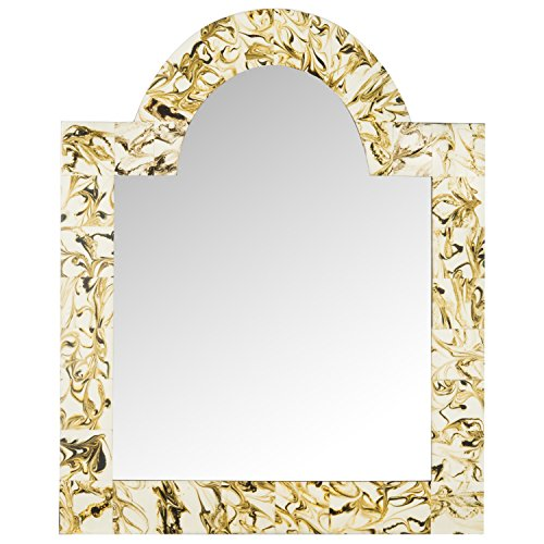 Safavieh Home Collection Antibes Arched Mirror, (Antibes Collection)
