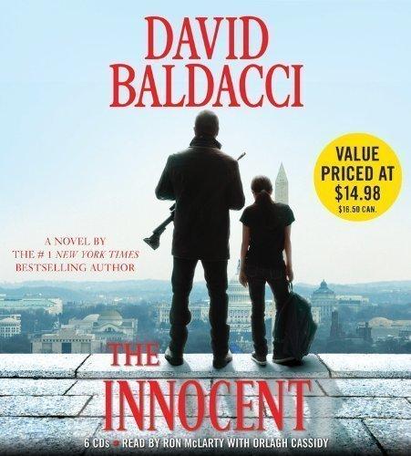 The Innocent by Baldacci, David on 09/10/2012 Abridged edition (Books Baldacci On David Cd)