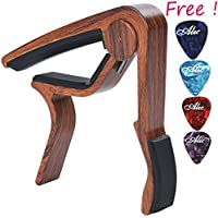 Sound harbor MA-12 Capo Guitar Capo for Acoustic and...