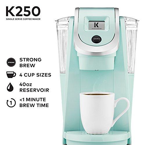 Keurig K250 Single-Serve Programmable Coffee Maker, Oasis