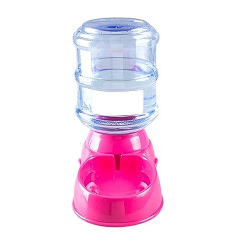 WEIHUIMEI - Dispensador de Agua para Mascotas, de 3,5 L, portátil,